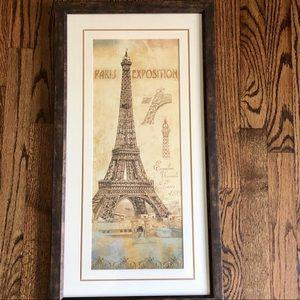 Paris Exposition Print